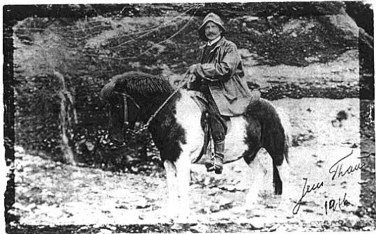 Jens i Island, 1916